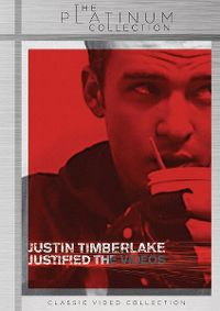 Cover Justin Timberlake - Justified The Videos [DVD]